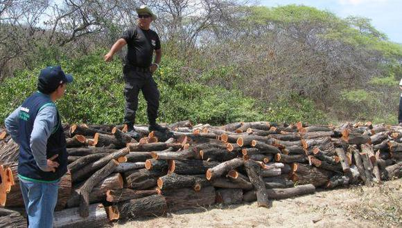 Osinfor: 80% de inspecciones contra tala ilegal irregulares