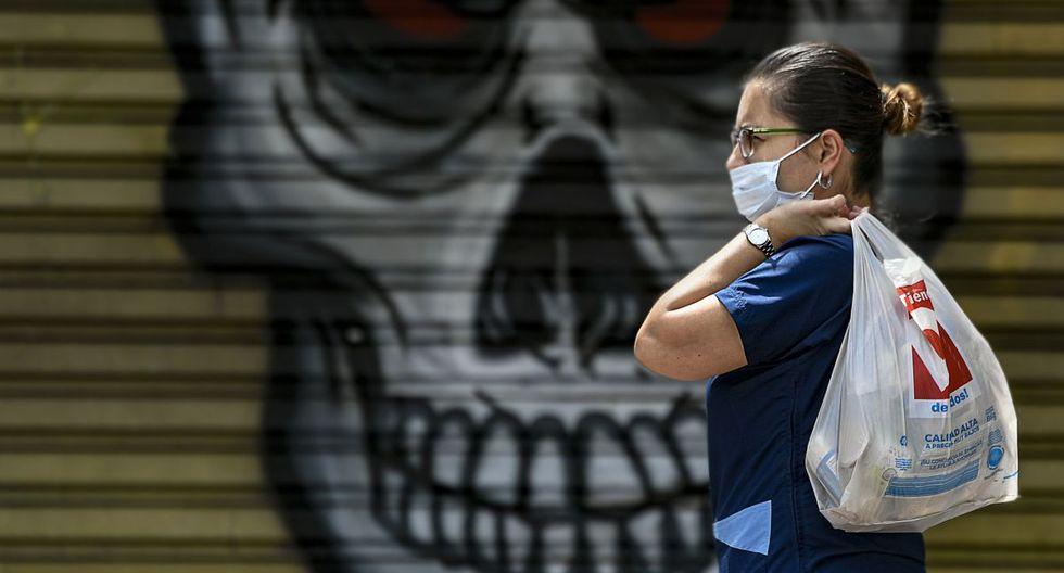 La cuarentena en el país fue extendida hasta el 26 de abril próximo (Foto: AFP)