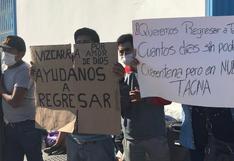 Alcalde de Arica se queja ante instancia de la ONU por situación de peruanos varados en distrito fronterizo
