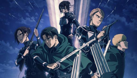 """Conoce los errores cometidos por Erwin en """"Shingeki no Kyojin"""" (Foto: Twitter)"""