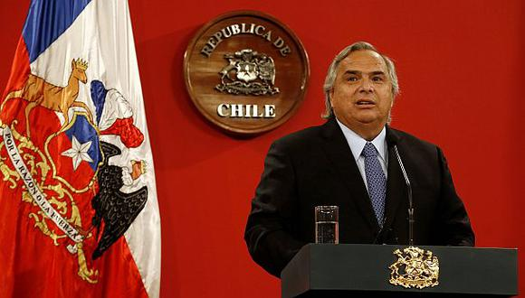 "La voz temblorosa de ministro chileno ""solo es una anécdota"""