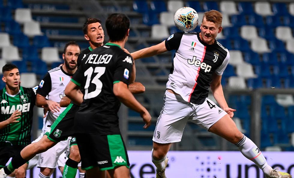 Juventus Vs Sassuolo Resultados RESUMEN COMPLETO Gol De