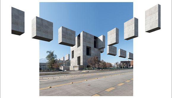 """""""Elemental"""" es una composición fotográfica de Renzo Rebagliati."""
