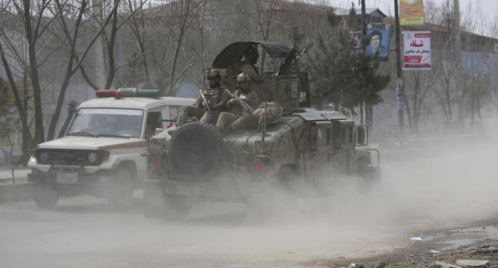 Un portavoz de los talibanes, Zabihullah Mujahid, rechazó la autoría del atentado en la red social Twitter. (AP).