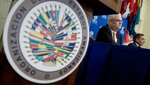 La Misión de Observación Electoral de la OEA en Bolivia llamó el lunes a que se respete la voluntad de la ciudadanía. (Foto: AFP).