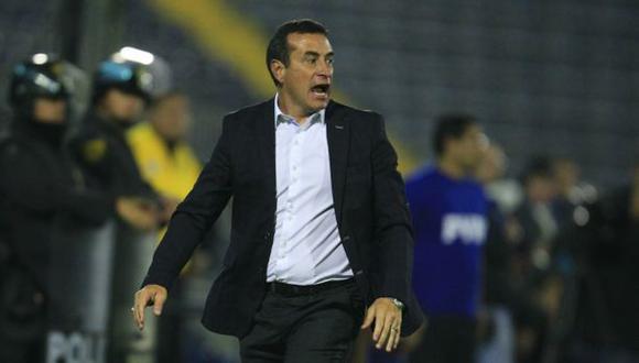 Alianza Lima: ¿Qué dijo Sanguinetti tras derrota ante Vallejo?