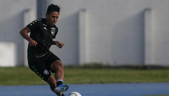 El equipo del peruano Alexander Lecaros se pronunció en contra de la medida que busca adoptar Río de Janeiro en torno a permitir aficionados dentro del estadio