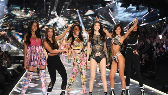 El show anual de Victoria's Secret fue cancelado a fines del año pasado, debido a falta de presupuesto y como parte del cambio en la filosofía de la marca. (Foto: AFP)