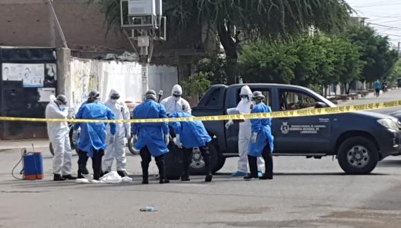 Piura: Comando policial de recojo de cadáveres por COVID-19 entra en acción en Piura ante incremento de fallecimientos. (foto referencial)