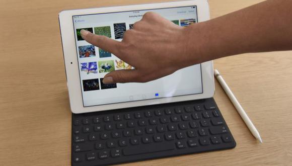 Las ventas de tabletas siguen cayendo a escala mundial
