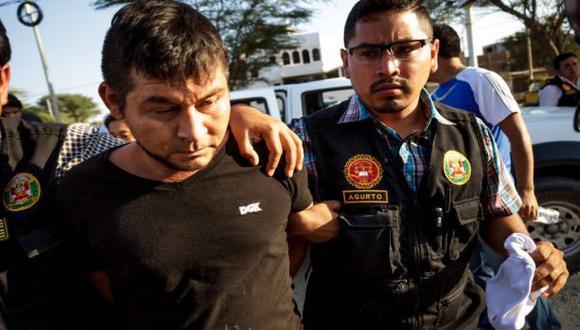 Agresor de Misui Chávez fue internado en penal de Piura