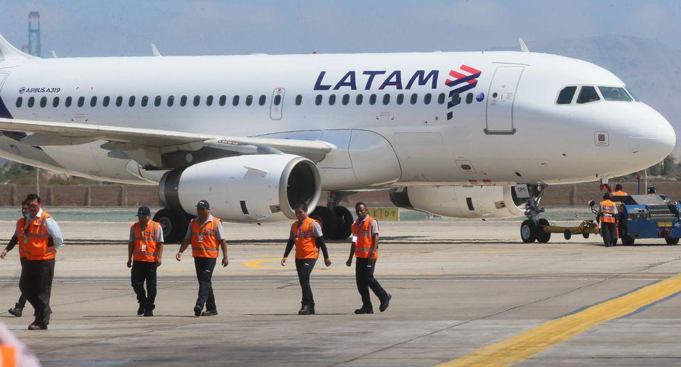 Latam eportó un resultado operacional de US$268,9 millones. (Foto: GEC)