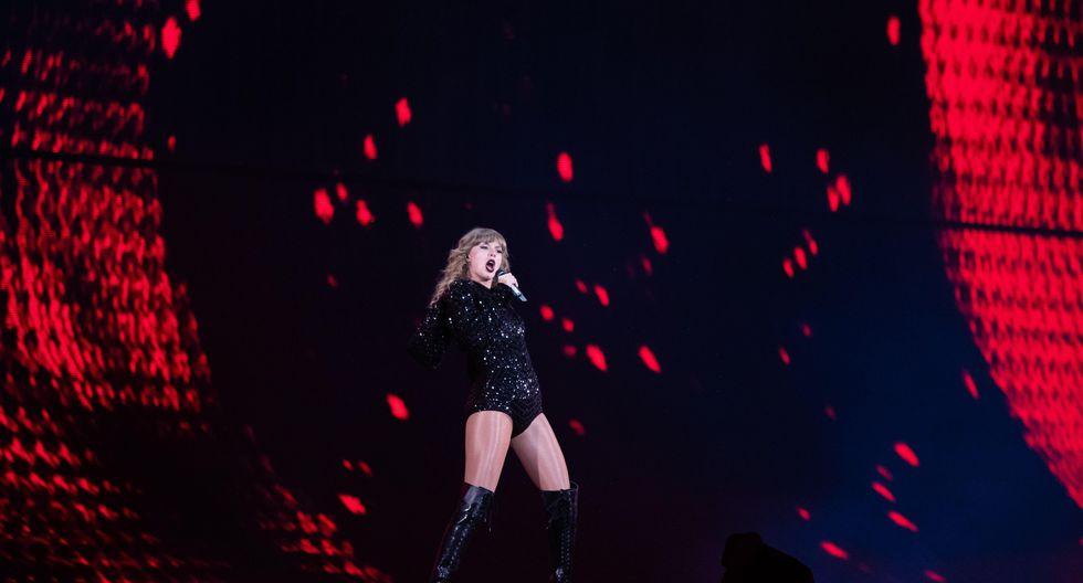Taylor Swift (Foto: EFE)