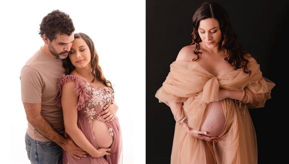 Natalia Salas se convirtió en madre por primera vez en el mes de diciembre. (Foto: Instagram / @nataliasalasz).