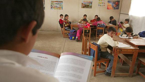 BCP invertirá S/.62 millones en infraestructura de colegios