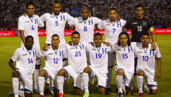 Brasil 2014: Honduras presentó su lista de 23 futbolistas