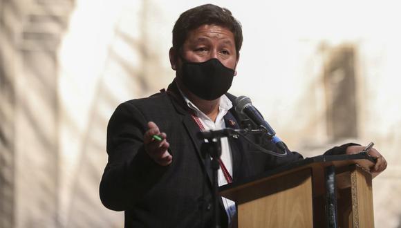 Guido Bellido es el actual presidente del Consejo de Ministros | Foto: PCM