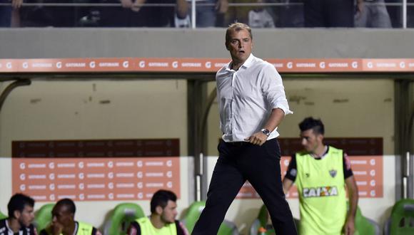 Diego Aguirre, quien en el 2007 dirigió a Alianza Lima, se convirtió en nuevo técnico del Sao Paulo. (Foto: AFP)