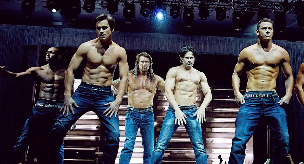 """Magic Mike XXL"" - 1 de febrero. (Foto: Difusión)"