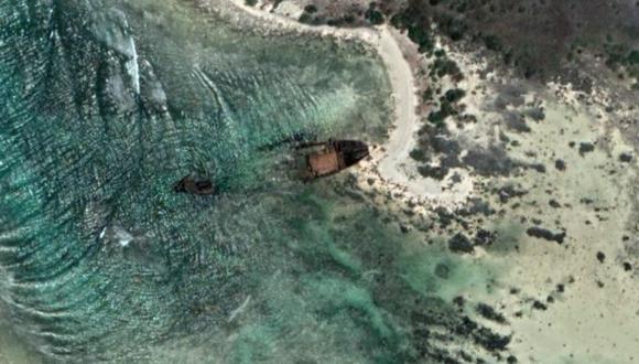 Descubre a la tribu de los Sentinel del norte en Google Maps. (Foto: Twitter   DonWoka)