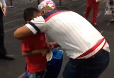 Twitter viral: emotivo reencuentro de un padre y su hijo tras ser separados en la frontera de EE.UU.