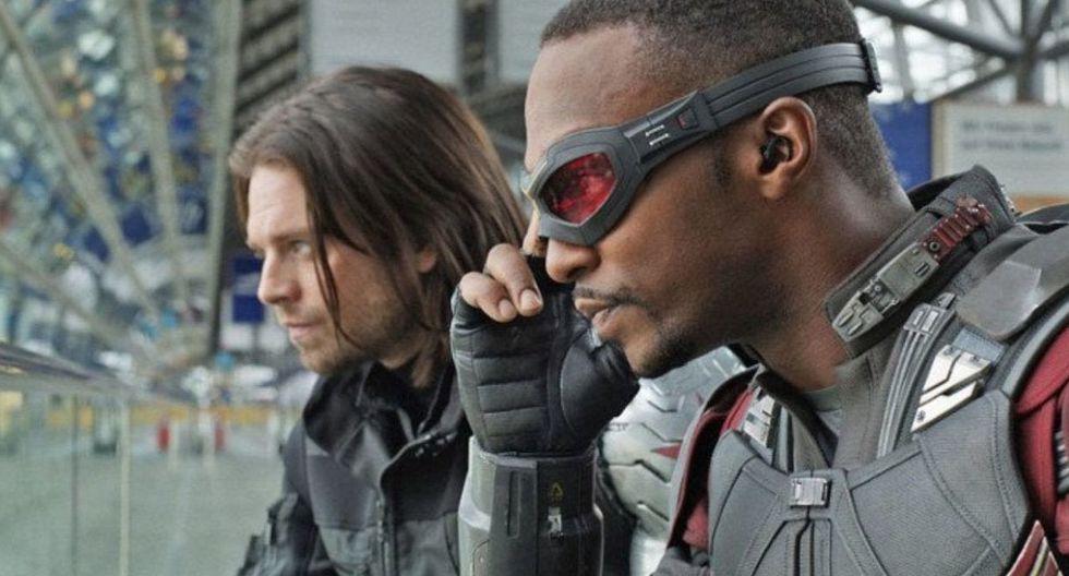 """Marvel Studios confirmó el inicio del rodaje de """"The Falcon and the Winter Soldier"""". (Foto: Marvel Studios)"""