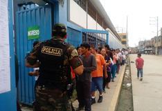 Elecciones 2018: así se realiza la jornada electoral en las regiones del país   FOTOS