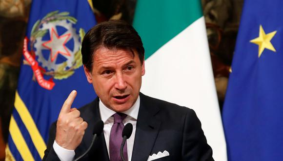 La renuncia de Conte marca el inicio de otra crisis política de Italia. (Foto: Reuters)