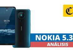 El Nokia 5.3  es un smartphone más que sorprendente | ANÁLISIS