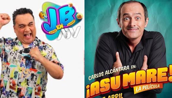 """El ingreso de Jorge Benavides al canal 9 con """"JB en ATV"""" se ha impuesto a varios programas, así como a la taquillera película """"Asu Mare"""". (Foto: @jbjorgebenavides/Tondero)"""