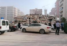 Terremoto de magnitud 7 sacude Turquía y Grecia dejando muertos y heridos a su paso   VIDEOS