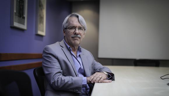 """Alfredo Torres es autor de """"Elecciones y decepciones"""". (Foto: GEC)"""
