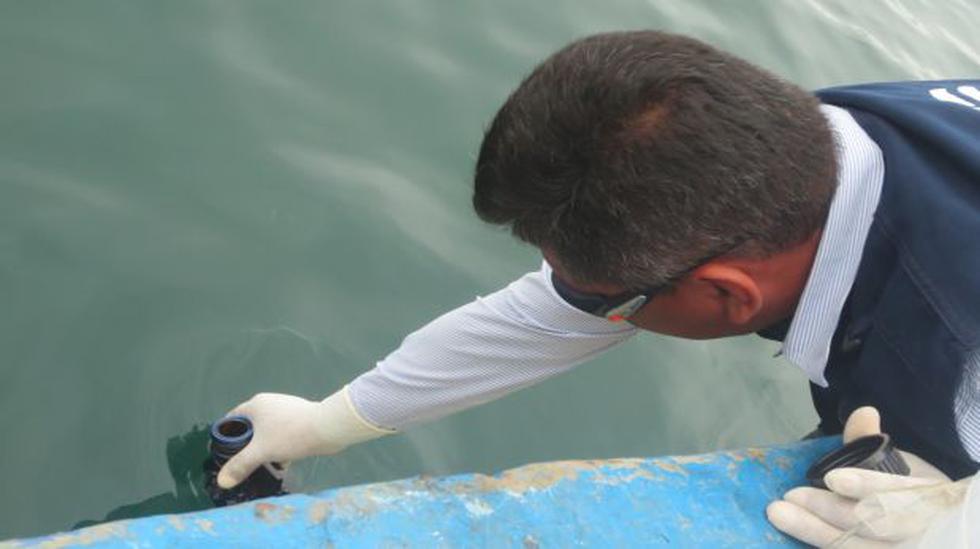 ANA monitorea la calidad del agua de la bahía de Paita - 1