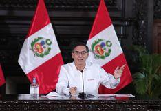 Martín Vizcarra ofreció pronunciamiento y esto es lo más importante que dijo | RESUMEN