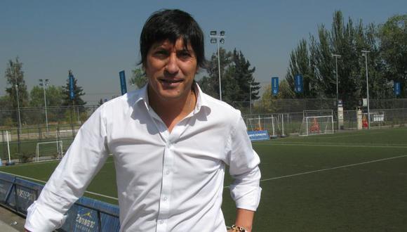 Desde Miami, Iván Zamorano alentó a Colo Colo. (Foto: USI).