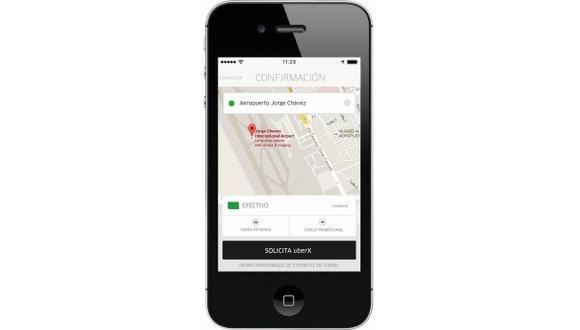 Desde el lunes 18 Uber permitirá pagar en efectivo