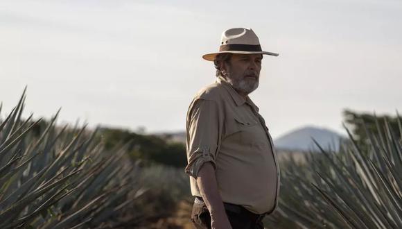 Fausto Carranza era el jefe de la familia y presidente de Grupo Monarca (Foto: Monarca / Netflix)