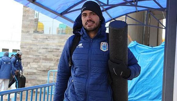 Raúl Fernández ya lleva su segunda temporada con la camiseta del Binacional en la Liga 1. (Foto: Agencias)