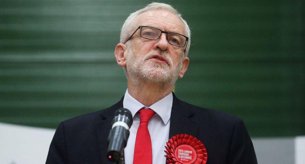 Reino Unido: Jeremy Corbyn anuncia que no será el candidato del Partido Laborista en próximas elecciones. (Foto: Reuters)