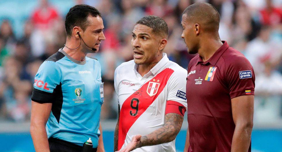 Perú vs. Venezuela: mejores imágenes del partido. (Foto: AFP)