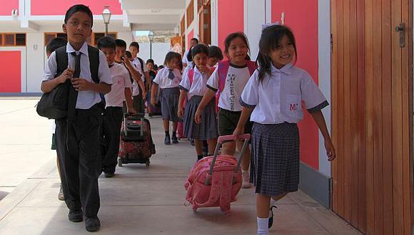Sullana: suspenden clases en 13 colegios por casos de influenza
