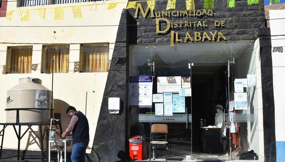 Funcionarios de la gestión del exalcalde Luis Cerrato vienen siendo investigados y se ha solicitado prisión preventiva para ellos. (Foto: Municipalidad Distrital de Ilabaya)
