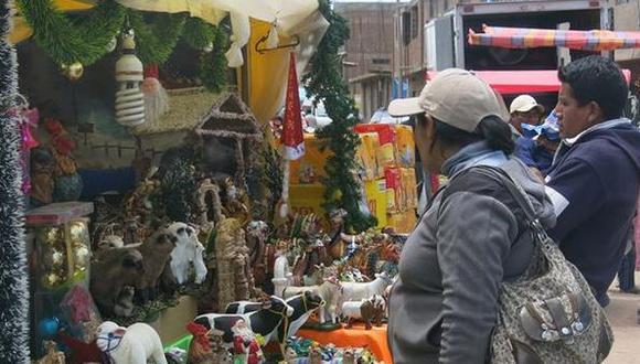 """""""El incremento que se espera este año [por Navidad], en el comercio interno, se debería a la apertura de nuevos 'malls', así como a la consolidación de las operaciones actuales"""", precisó el Produce a El Comercio."""