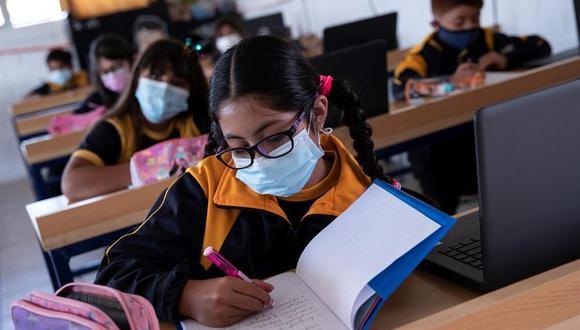 Coronavirus en Chile | Últimas noticias | Último minuto: reporte de infectados y muertos hoy, lunes 1 de marzo del 2021. (Foto: EFE/Alberto Valdés).