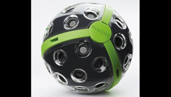 Panono, la cámara para tener fotos de 360°