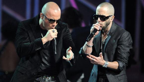 """La más reciente colaboración musical de Wisin y Yandel incluye """"Como antes"""" (Yandel ft. Wisin), que alcanzó el No. 1 en la lista Latin Airplay de Billboard en octubre. (Foto: Agencia)"""