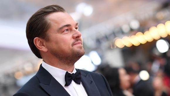 """Leonardo DiCaprio quiere rodar una versión de la oscarizada """"Another Round"""". (Foto: Valerie Macon / AFP)"""