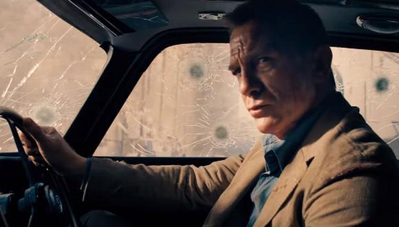"James Bond: desde hor circula el impactante tráiler oficial de ""No Time To Die"".  (Foto: captura de Youtube)"