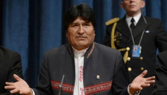 Evo Morales pide a Chile aclarar si respetará fallo de La Haya