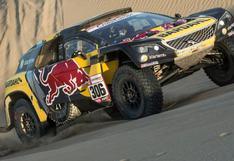 Dakar 2019: Loeb gana su cuarta etapa en otra demostración de velocidad